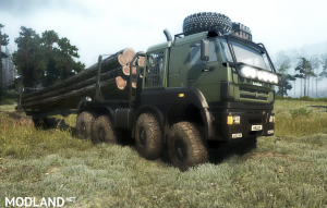 Kamaz-65228 version on 05.13.18 for (v18/03/06)