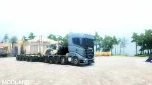 Scania R1000 version 14/05/18 for (v18 / 03/06), 1 photo