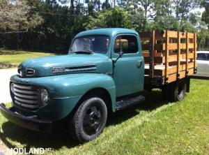 FORD F3 1953 , 1 photo