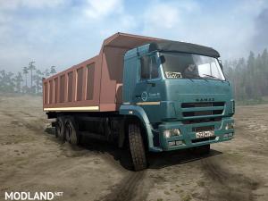 Kamaz-65115 v 1.0