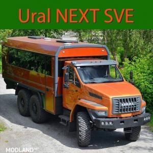 Ural NEXT truck version 09.10.19