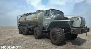 Ural-6614 8x8