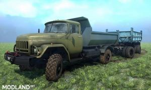 """Pak Zil """"Legends of the USSR 7"""" v 1.0"""