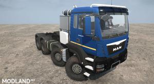 MAN TGS-41.480 8x8