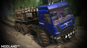Yamal B-6 v 3.0 for (v29.01.18), 2 photo