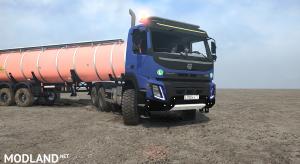 Volvo FMX 6x6 v 1.0 - External Download image