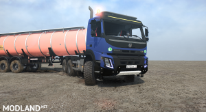 Volvo FMX 6x6