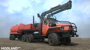 Ural 4320-41 SVE