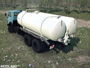 KAMAZ-53212 Waste Disposer v 1.0 for (v18/05/21), 4 photo