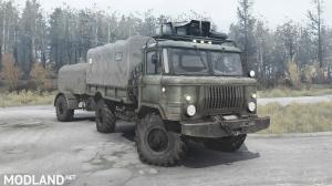 GAZ-66 Truck