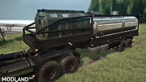 KAMAZ-4310 10x10 PHANTOM version 16.03.18 for (v29.01.18), 2 photo