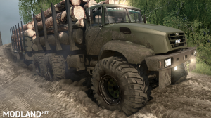 KrAZ B 18.1-TURBO v 1.0 for (v29.01.18), 1 photo