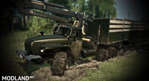 UralAZ 4320-41 version 04.04.18 for (v29.01.18-18 / 03/06), 1 photo