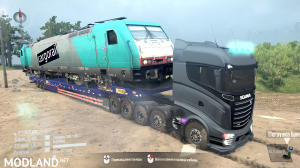 Scania R1000 version 14/05/18 for (v18 / 03/06), 5 photo