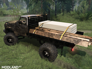 """Ford F600 """"Beast"""" version 11.12.17 for v30.11.17, 1 photo"""