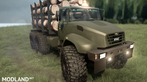 KrAZ B 18.1-TURBO v 1.0 for (v29.01.18), 4 photo