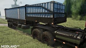 KAMAZ-4310 10x10 PHANTOM version 16.03.18 for (v29.01.18), 5 photo