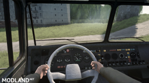 KrAZ B 18.1-TURBO v 1.0 for (v29.01.18), 5 photo