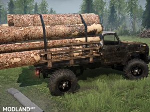 """Ford F600 """"Beast"""" version 11.12.17 for v30.11.17, 5 photo"""
