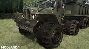 "Kraz ""Monster"" v 3.0 for (v29.01.18), 1 photo"