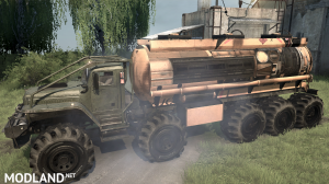 "Kraz ""Monster"" v 3.0 for (v29.01.18), 2 photo"