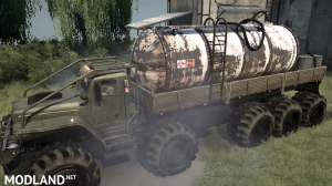 "Kraz ""Monster"" v 3.0 for (v29.01.18), 5 photo"