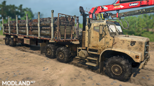 Oshkosh MTVR Custom Loger version 08.05.18 for (v18/03/06), 3 photo