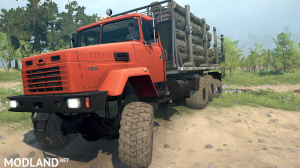 KrAZ-7140 version 11.05.18 for (v18 / 03/06), 3 photo