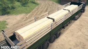 KrAZ-7140 version 11.05.18 for (v18 / 03/06), 1 photo