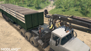 KrAZ-7140 version 11.05.18 for (v18 / 03/06), 2 photo