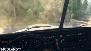 KrAZ-7140 version 11.05.18 for (v18 / 03/06), 5 photo