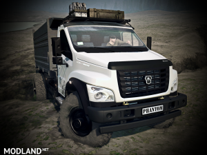 "GAZ ""Sadko"" Next 4x4 version 14.06.18 for (v18/05/21), 2 photo"