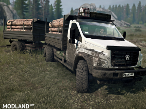 "GAZ ""Sadko"" Next 4x4 version 14.06.18 for (v18/05/21), 4 photo"