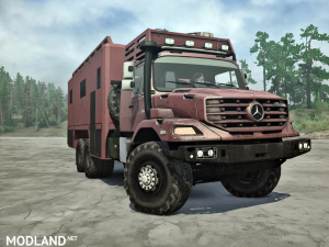 Mercedes-Benz Zetros 3643 v 1.0, 1 photo
