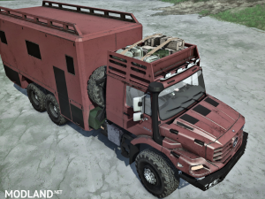 Mercedes-Benz Zetros 3643 v 1.0, 3 photo