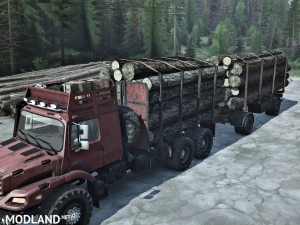 Mercedes-Benz Zetros 3643 v 1.0, 4 photo