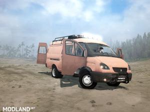 GAZ-2705 v 1.0
