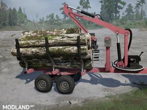 "ZiL-157 ""Woodcutter"" version 26.09.18, 2 photo"