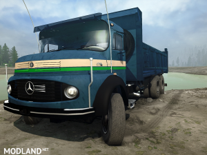 Mercedes-Benz 1313, 1 photo