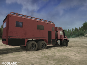 Mercedes-Benz Zetros 3643 v 3.0, 3 photo