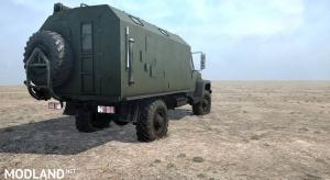 """GAZ 3308 """"Sadko"""" v 1.0, 6 photo"""