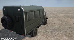 """GAZ 3308 """"Sadko"""" v 1.0, 5 photo"""