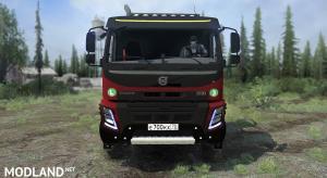 Volvo FMX 10x8 Tandem Lesovoz, 8 photo