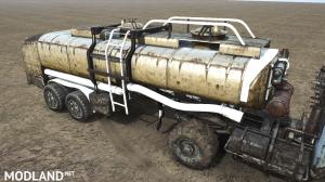 MAZ-53 3D model Metro Exodus, 5 photo