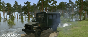 GAZ 3308 Sadko Truck v 1.0, 1 photo