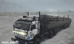 KAMAZ-43114 SGS Truck v 2.0, 2 photo