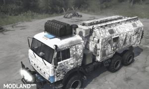 KAMAZ-43114 SGS Truck v 2.0, 1 photo