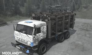 KAMAZ-43114 SGS Truck v 2.0, 4 photo
