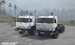 KAMAZ-43114 SGS Truck v 2.0, 3 photo
