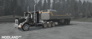 Kenworth t880s Truck v 2.0, 1 photo